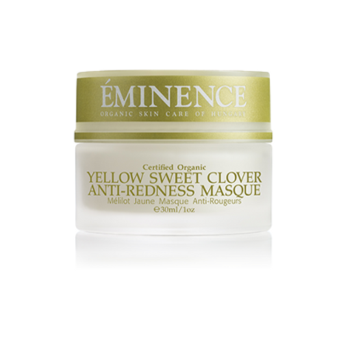 Yellow Sweet Clover Anti-Redness Masque