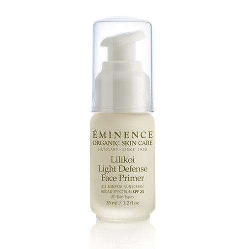 Lilikoi Light Defense Face Primer SPF