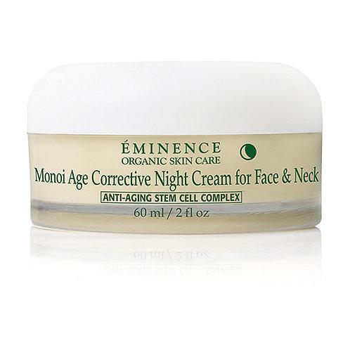 Monoi Night Cream (Face and Neck)