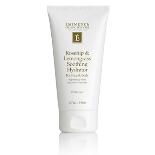 Rosehip and Lemongrass Soothing Hydrator