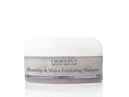 Rosehip and Maize Exfoliating Masque