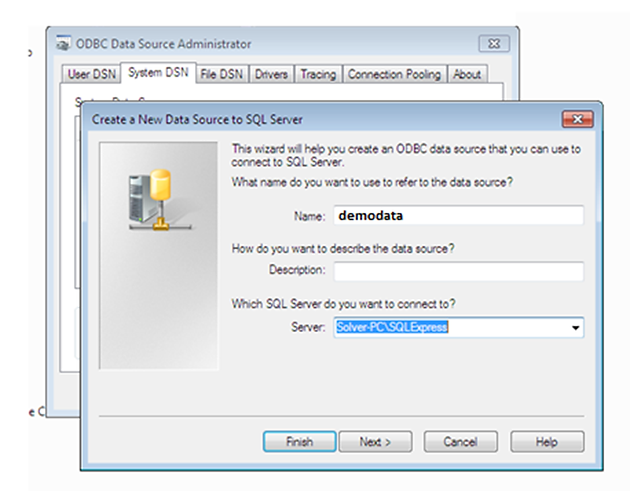 How to Setup SQL Server in ERP Software