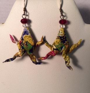 Earrings by Sayaka