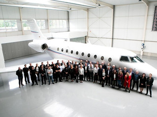 FlyingGroup invests in Business aviation's future