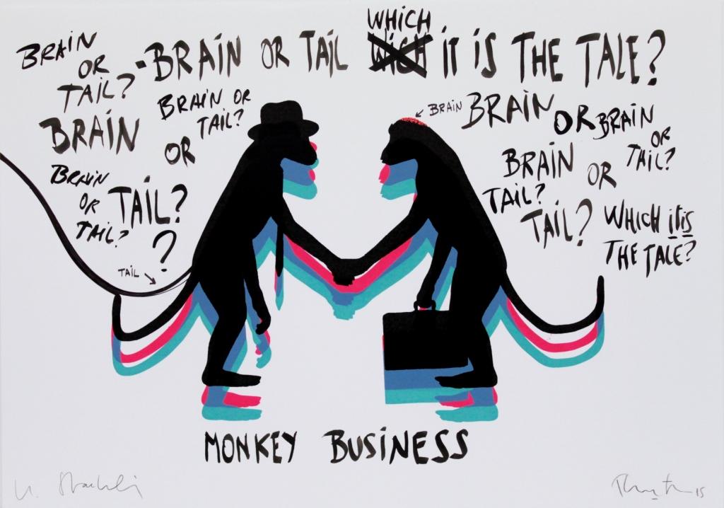 Brain or tale