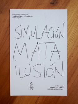 Simulacion mata ilusion