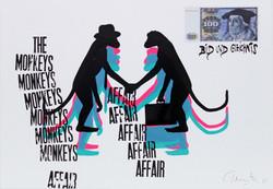 The monkeys affair