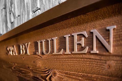 Spa Chez Julien