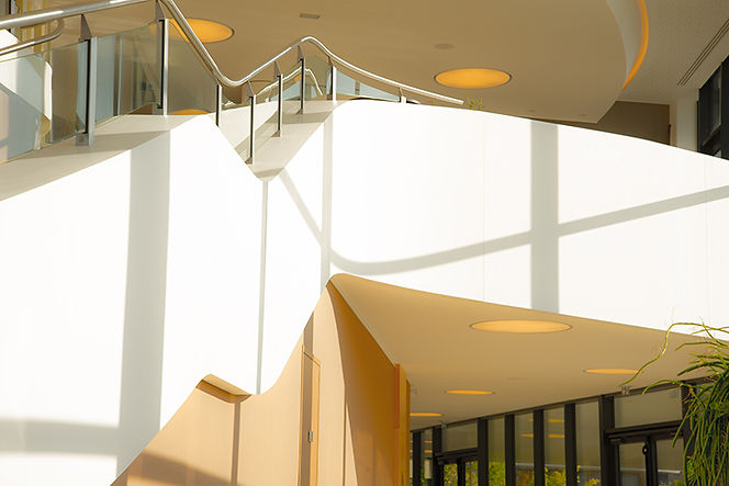 Escalier AGIPI - Strasbourg