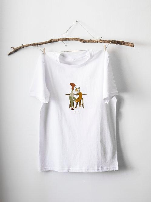 Conversación - Camiseta algodón