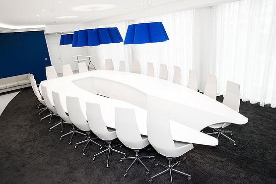 Table de Conférence FM Logistics