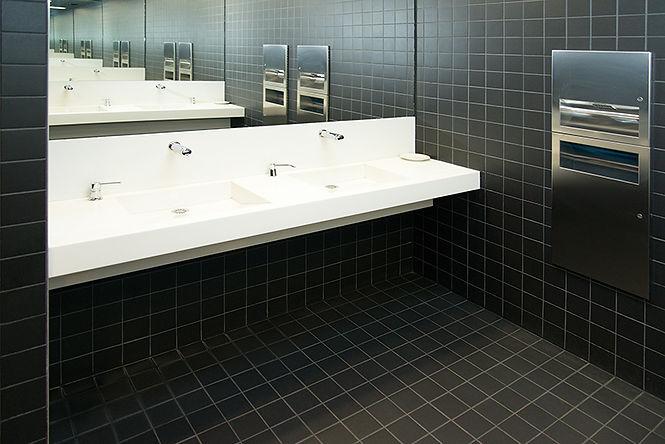 Sanitaire de l'office de tourisme - Strasbourg