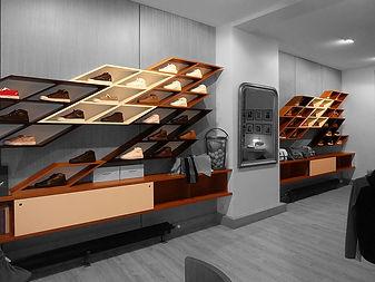 Boutique de chaussure Spring Court de Paris