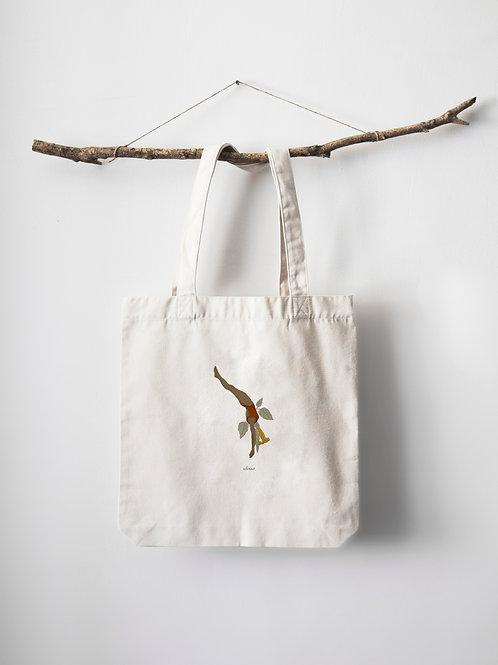 De planteza - Tote bag algodón