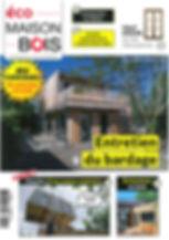 Eco Maison Bois publie l'Arche du Bois