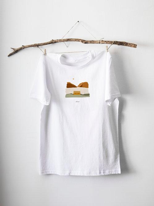 A simple vista - Camiseta algodón