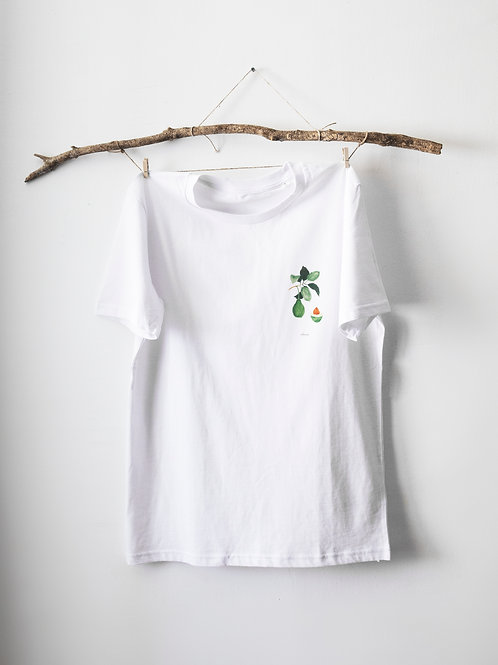 Sembrando semilla - Camiseta algodón