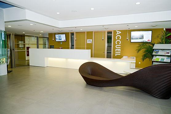 Banque d'accueil CUS Habitat
