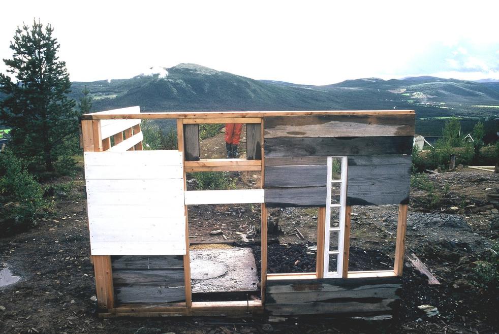 Folldal mine 2000