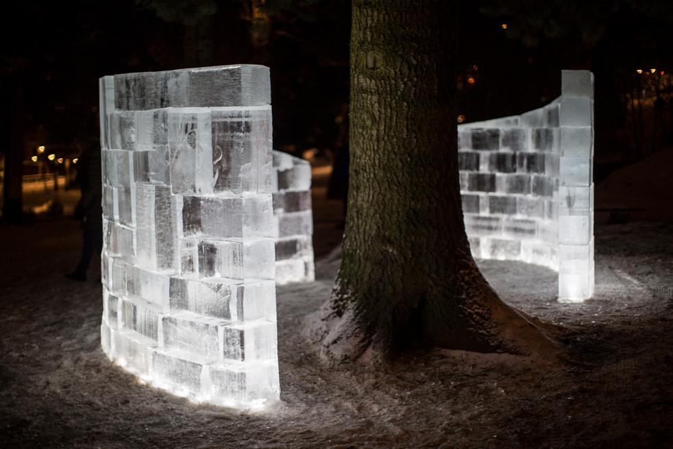 Room of ice