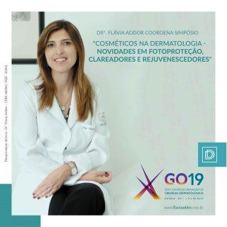 PARTICIPAÇÃO NO 31º CONGRESSO BRASILEIRO DE CIRURGIA DERMATOLÓGICA – GO19