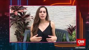 Liderança Inspiradora: Colaboradora em Programa da CNN
