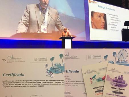 Dr. Schalka é Membro da Comissão Organizadora do 30º CBCD