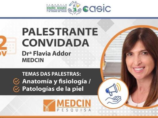 Diretora da Medcin Participa de Simpósio em Buenos Aires