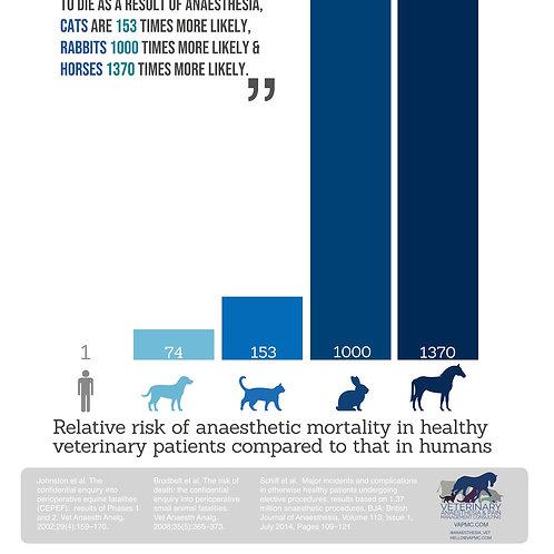 Veterinary anaesthetic mortality statistics