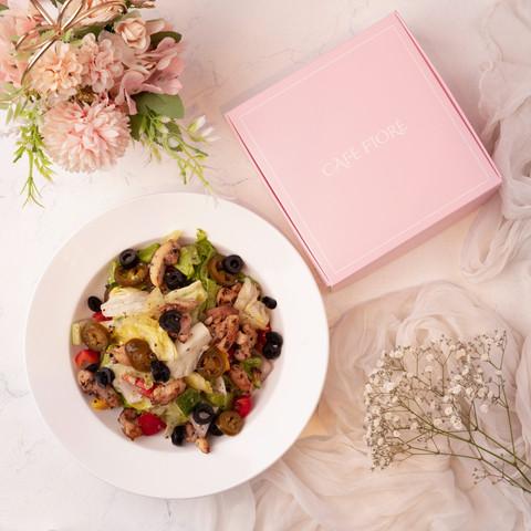 Cafe Fiore Delhi Salad