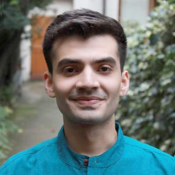 Abid Singh Naqvi - Creative Director Human Touch Foundation