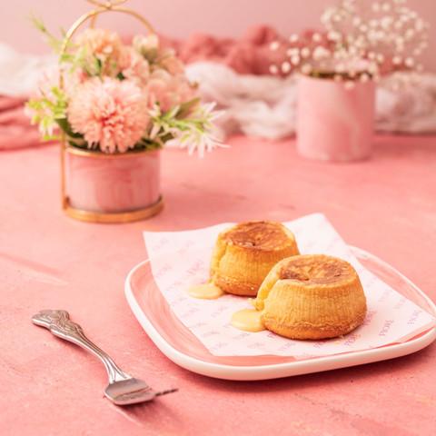 Cafe Fiore Delhi White Lava Cake