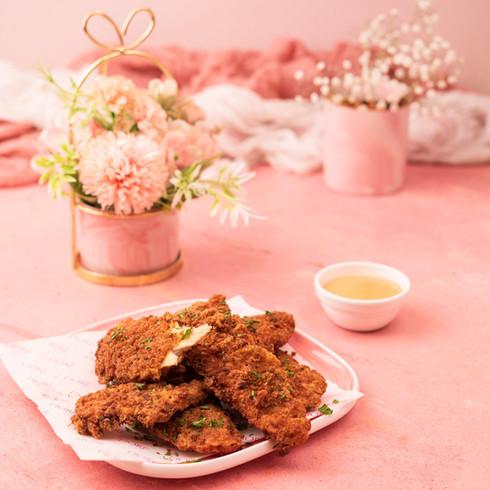 Cafe Fiore Delhi Crispy Chicken Tenders