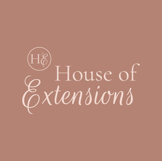 House of Extensions Logo Design