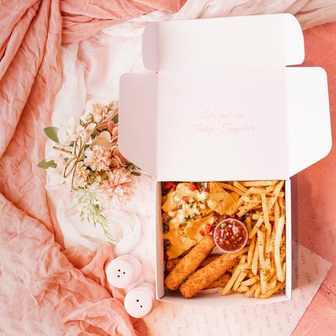 Cafe Fiore Delhi Veg Appetizer Box