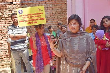Dr Upasana Singh - President, POSH Act C