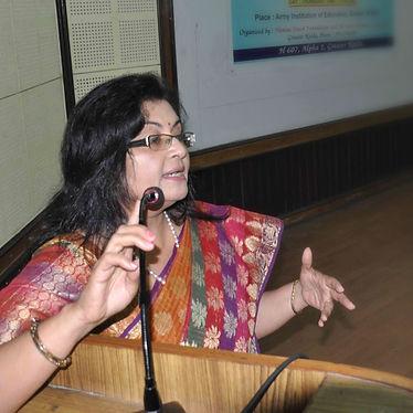 Dr Upasana Singh - President, Human Touc