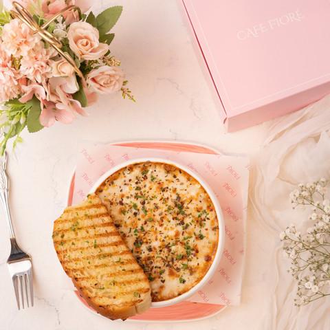 Cafe Fiore Delhi Lasagna