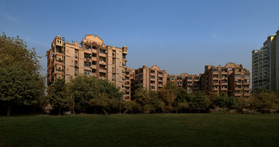 Royal Garden Estate Noida