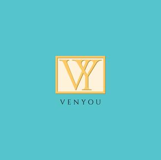 Venyou VY Logo Design