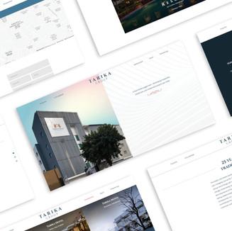 Tarika Group Website