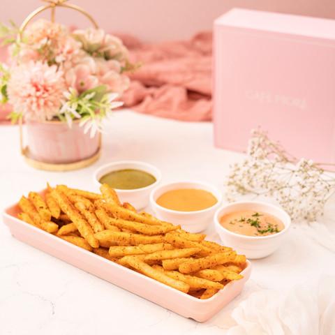 Cafe Fiore Delhi Peri Peri Fries