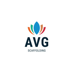 AVG Scaffolding - Clients - Vaura Design