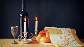Shabbat by Rabbi Stuart Paris