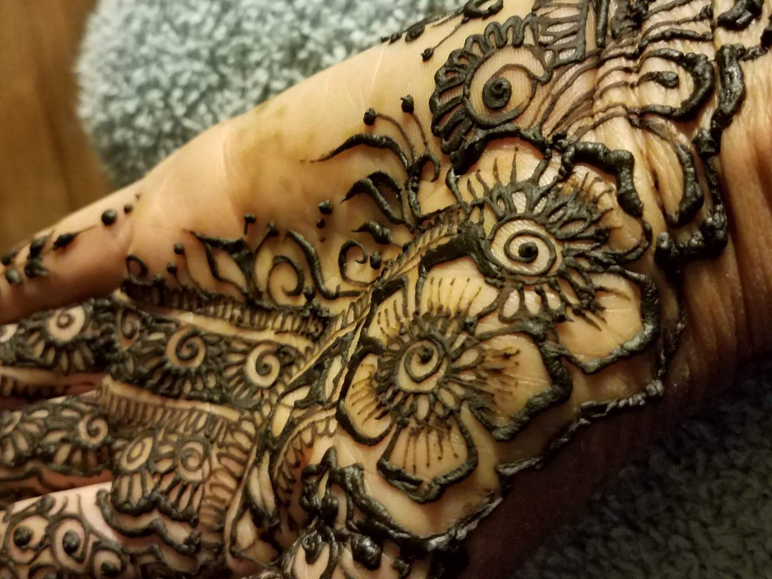 henna paste, Louisville, KY
