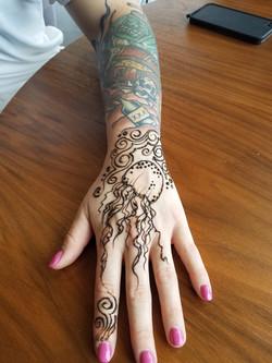 henna jelly fish, Louisville