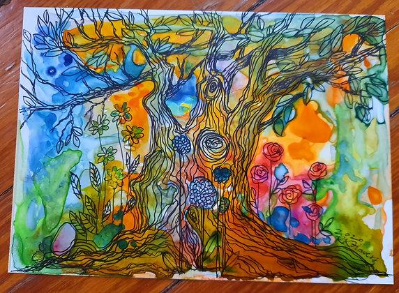 Grandma Tree