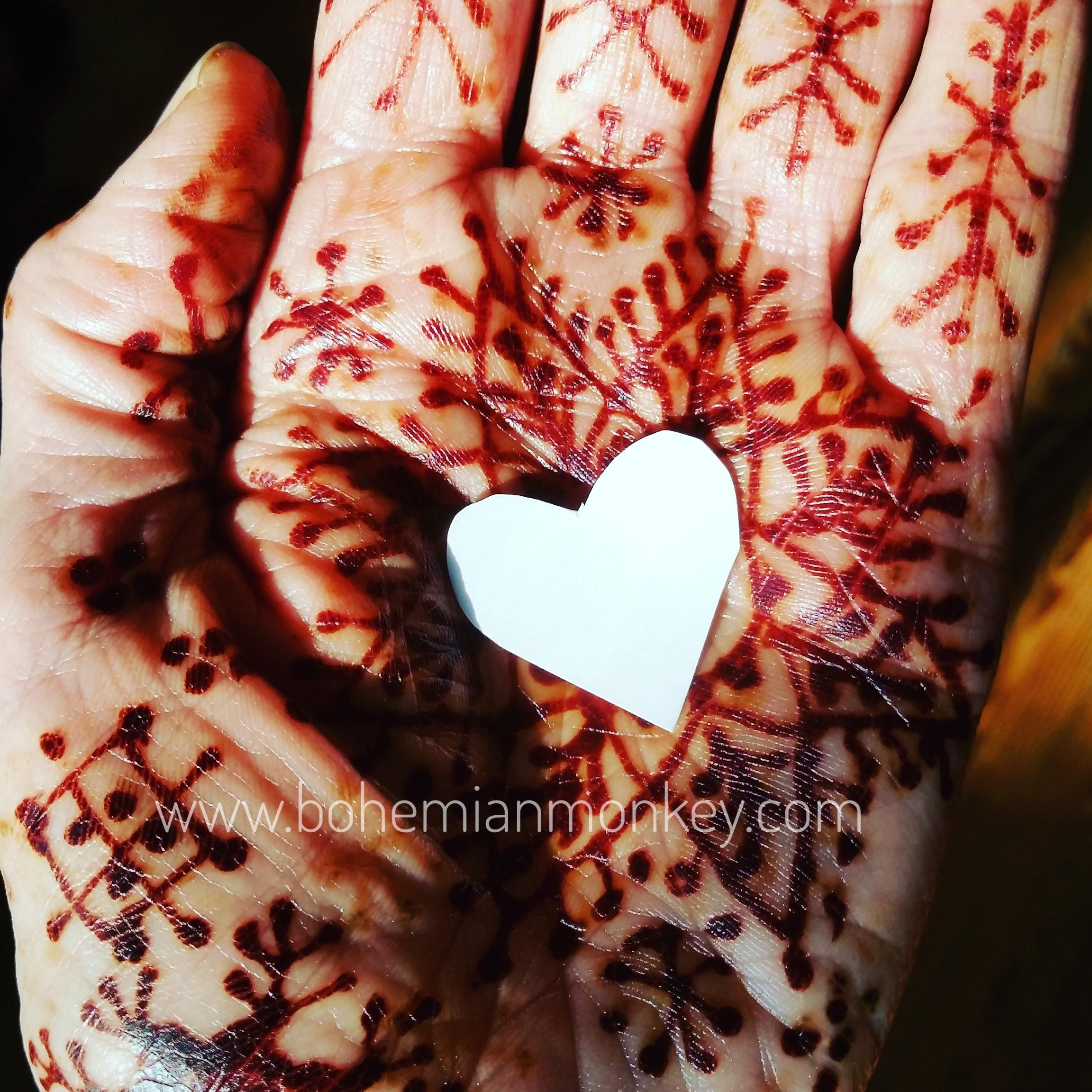 Henna love, Louisville