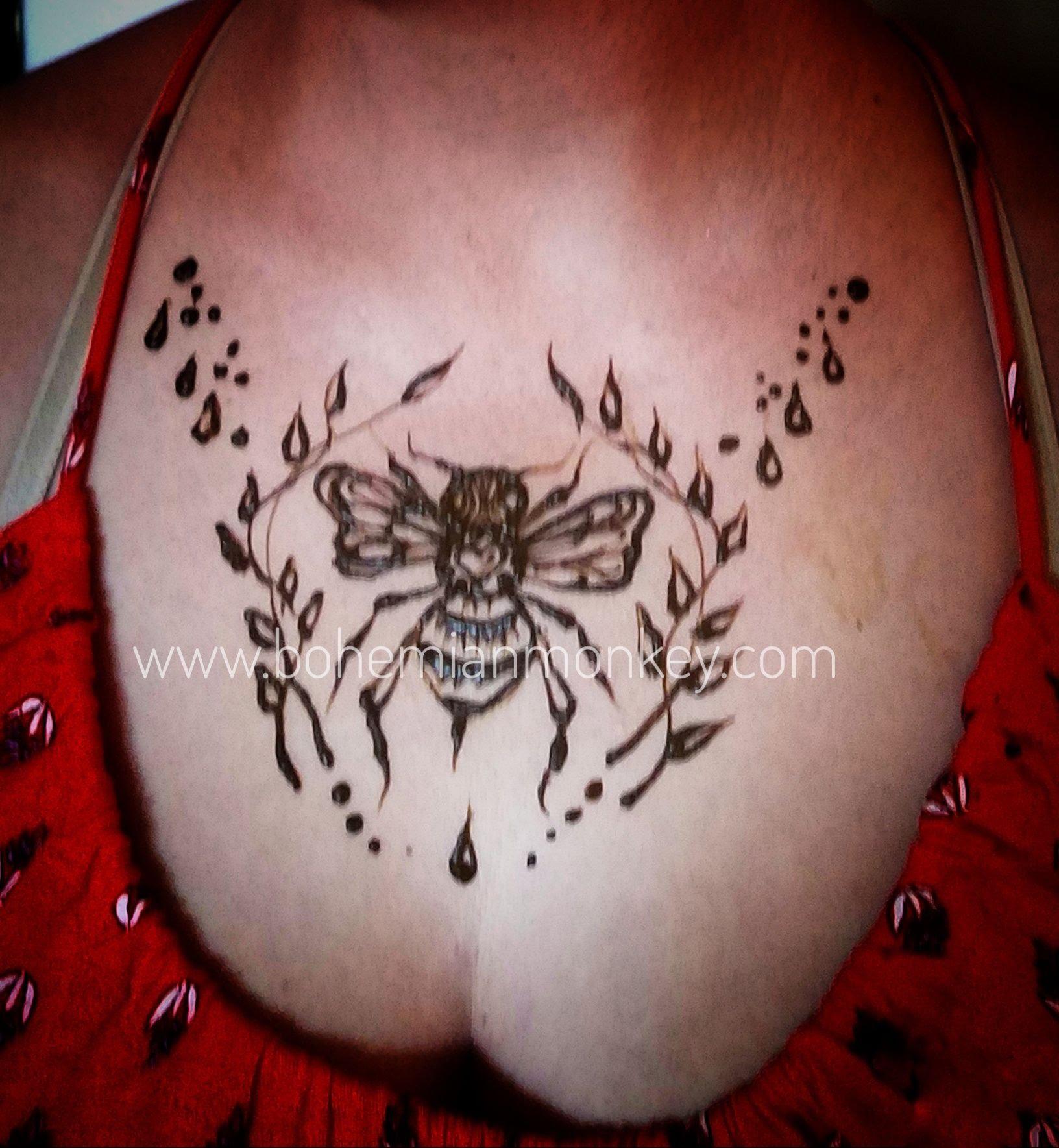 henna bees, Louisville, KY