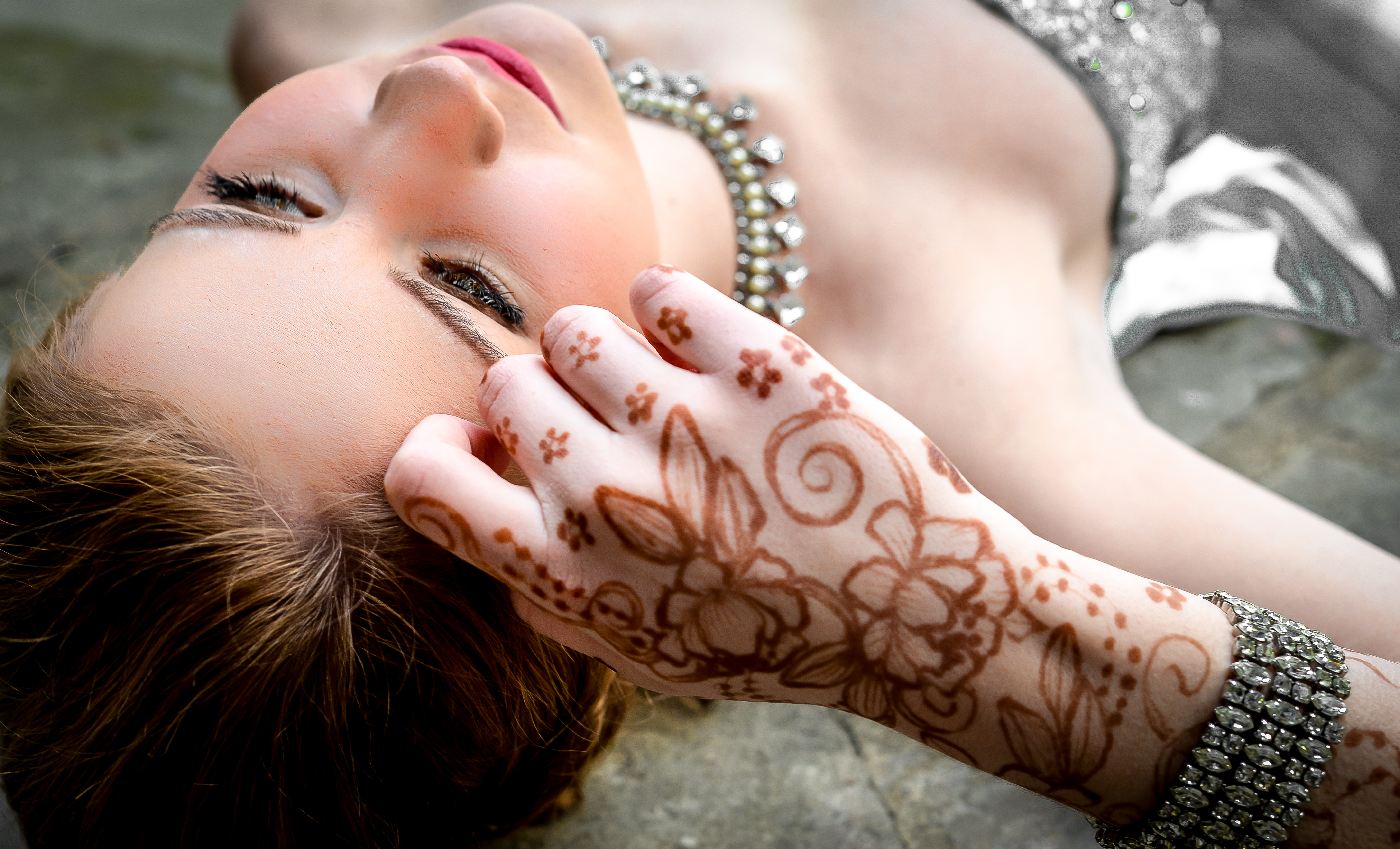 henna special event